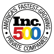 Inc. 500 List of Fastest-Growing Private Companies